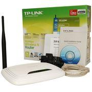 Акция на Wi-Fi роутеры TP-Link WR740N (НОВЫЕ)