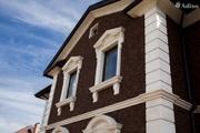 Облицовка фасадов сайдингом и кирпичом